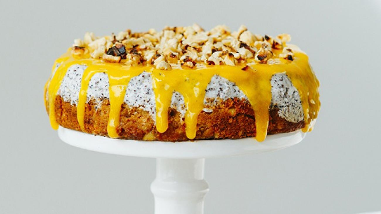 plazma torta sa makom i limunom