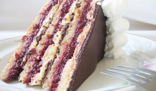 kapri torta sa plazmom