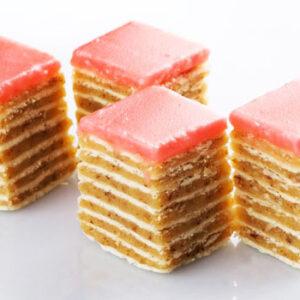 posna plazma rozen torta