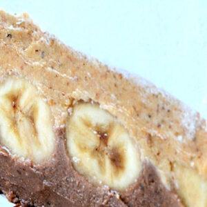 Posna plazma torta sa bananama i orasima