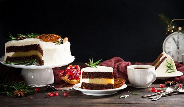 Grčka torta sa plazmom i narandžom
