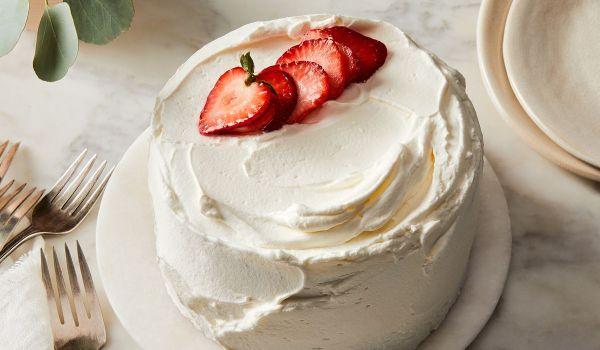 Voćna plazma torta sa jogurtom
