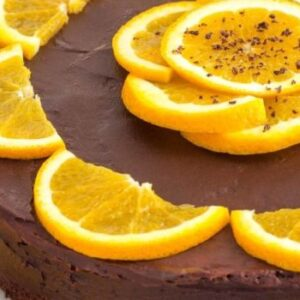 Plazma torta sa narandžom