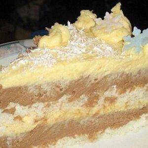 Kokos plazma torta